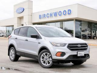 New 2019 Ford Escape S RearCam | Keyless Entry | MyKey | SYNC for sale in Winnipeg, MB