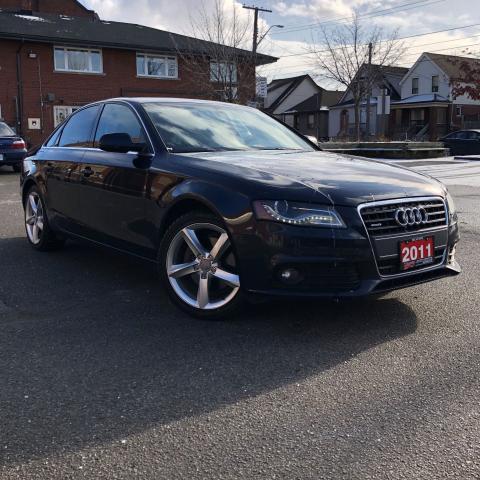 2011 Audi A4 2.0T PREMIUM