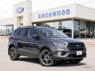 New 2019 Ford Escape SEL SEL SprtApp Pkg | NAV | Pwr Liftgate | RearCam for sale in Winnipeg, MB
