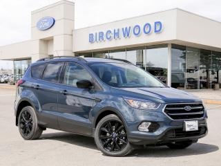 New 2019 Ford Escape SE Voice Act Touch Scrn NAV | Sport Appearance Pkg for sale in Winnipeg, MB