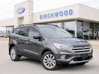 New 2019 Ford Escape SEL PanoRoof | SafeSmartSunStyle Pkg for sale in Winnipeg, MB