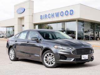 New 2019 Ford Fusion Energi SEL for sale in Winnipeg, MB