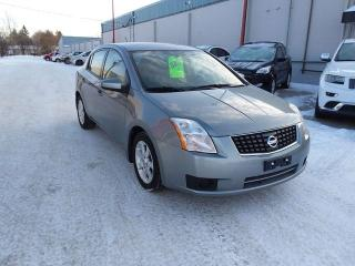 Used 2007 Nissan Sentra 2.0 SL 4dr FWD 4 Door Sedan for sale in Steinbach, MB