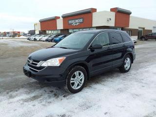 Used 2010 Honda CR-V EX-L 4dr 4WD 5 Door for sale in Steinbach, MB