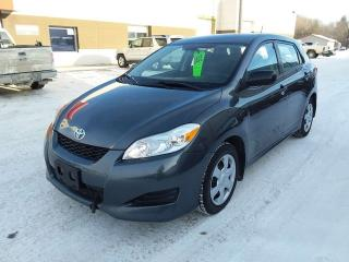 Used 2010 Toyota Matrix 4dr FWD 4 Door Wagon for sale in Steinbach, MB