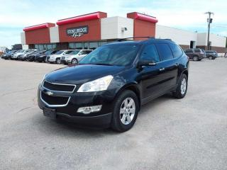 Used 2011 Chevrolet Traverse 1LT 4dr AWD Sport Utility Vehicle for sale in Steinbach, MB