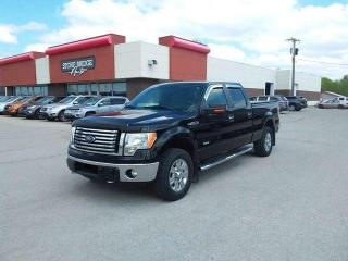 Used 2011 Ford F-150 XLT 4x4 SuperCrew 5.5' Styleside 144.5 in. WB for sale in Steinbach, MB