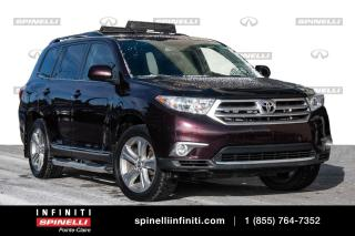 Used 2012 Toyota Highlander AC / AWD / 6CYL*** AC / AWD / 6CYL for sale in Montréal, QC