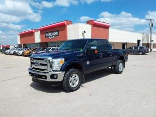 Used 2011 Ford F-350 Super Duty SRW XLT 4x4 Crew Cab 6-3/4' 156.2 in. WB for sale in Steinbach, MB