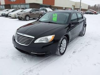 Used 2012 Chrysler 200 LX 4dr FWD Sedan for sale in Steinbach, MB