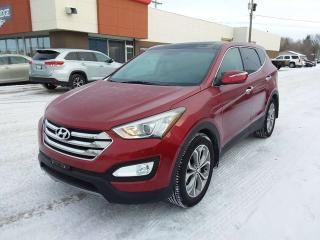 Used 2013 Hyundai Santa Fe SE 4dr AWD Sport Utility Vehicle for sale in Steinbach, MB
