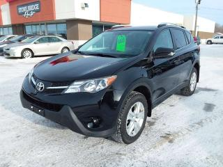 Used 2013 Toyota RAV4 LE 4dr AWD Sport Utility Vehicle for sale in Steinbach, MB
