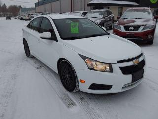 Used 2014 Chevrolet Cruze 1LT 4dr FWD Sedan for sale in Steinbach, MB