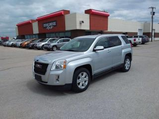 Used 2014 GMC Terrain SLE 4dr FWD Sport Utility Vehicle for sale in Steinbach, MB