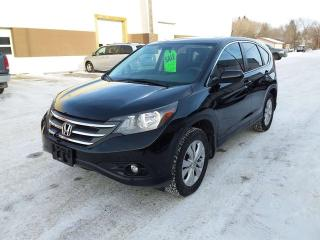 Used 2014 Honda CR-V EX 4dr AWD Sport Utility for sale in Steinbach, MB