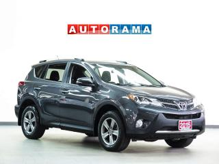 Used 2015 Toyota RAV4 XLE 4WD SUNROOF BACKUP CAM for sale in Toronto, ON