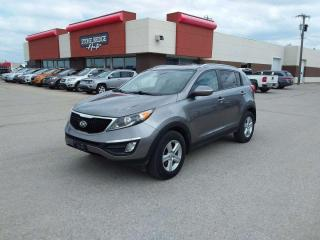 Used 2014 Kia Sportage LX 4dr FWD Sport Utility for sale in Steinbach, MB