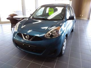 Used 2016 Nissan Micra SV 4dr FWD Hatchback for sale in Steinbach, MB