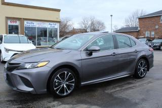 Used 2019 Toyota Camry SE SUNROOF for sale in Brampton, ON