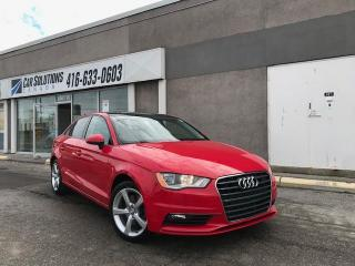 Used 2015 Audi A3 1.8T Komfort for sale in Toronto, ON
