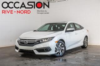 Used 2016 Honda Civic EX TOIT.OUVRANT+CAM.RECUL+SIÈGES.CHAUFFANTS for sale in Boisbriand, QC