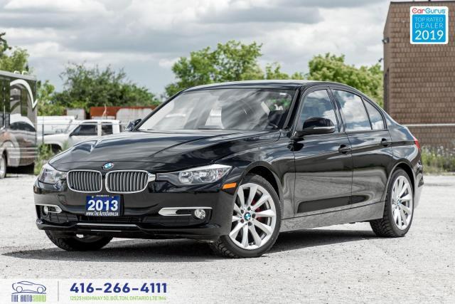 2013 BMW 320i 320i|xDrive|AWD|Leather|Htd Seats|Low KM|New Tires