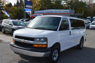 Used 2009 Chevrolet Express WHEELCHAIR VAN for sale in Richmond Hill, ON