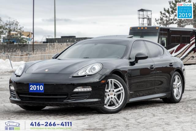 2010 Porsche Panamera 4S Clean Carfax Certified Serviced Clean Financing