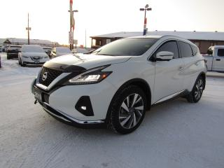 Used 2019 Nissan Murano SL for sale in Timmins, ON