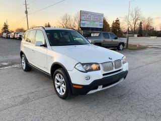 Used 2009 BMW X3 30i for sale in Komoka, ON