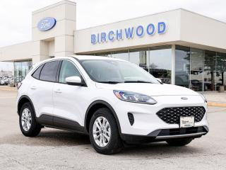 New 2020 Ford Escape SE AWD | HTD SEATS | REV CAMERA for sale in Winnipeg, MB