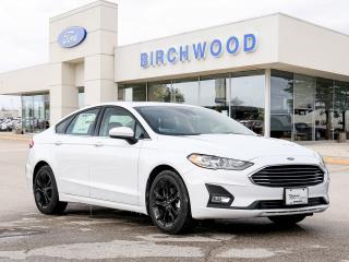 New 2020 Ford Fusion SE for sale in Winnipeg, MB