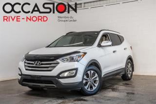 Used 2016 Hyundai Santa Fe Sport Luxury AWD NAVI+CUIR+TOIT.PANO for sale in Boisbriand, QC