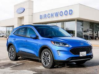 New 2020 Ford Escape SEL 301A|Ford Co-Pilot360 Pkg| FordPass Connect for sale in Winnipeg, MB