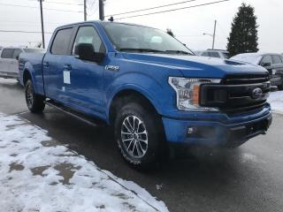 Used 2019 Ford F-150 XLT cabine SuperCrew 4X4 Boite 6.5 pieds for sale in St-Eustache, QC
