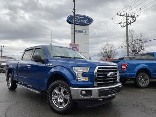 Used 2017 Ford F-150 XTR 301A Écran tactile for sale in St-Eustache, QC