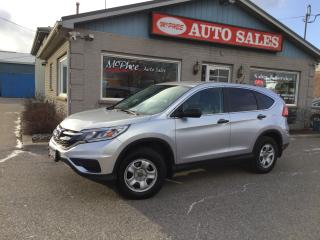 Used 2015 Honda CR-V LX for sale in London, ON