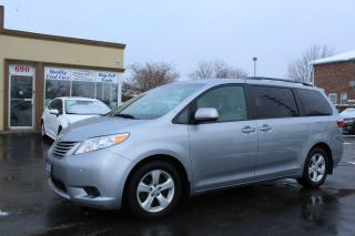 Used 2015 Toyota Sienna LE 8 Passengers Power Doors for sale in Brampton, ON