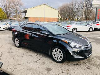 Used 2014 Hyundai Elantra Auto-Air-Bluetooth-Siéges Chauffant-1 Proprio for sale in Laval, QC