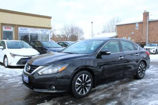 Used 2017 Nissan Altima 2.5 SL for sale in Brampton, ON