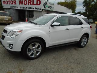 Used 2012 Chevrolet Equinox LTZ for sale in Scarborough, ON