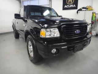 Used 2009 Ford Ranger ONE OWNER,4X4,NO ACCIDENT,ALL SERVICE RECORDS for sale in North York, ON
