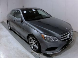 Used 2016 Mercedes-Benz E-Class E250 BLUETEC 4MATIC|AMG PKG|NAVIGATION|PANORAMA for sale in Burlington, ON