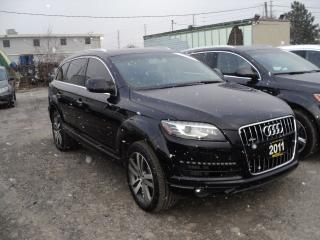 Used 2011 Audi Q7 3.0L TDI Prestige for sale in Oakville, ON