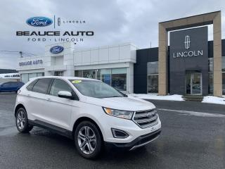 Used 2017 Ford Edge Titane for sale in Beauceville, QC