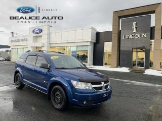 Used 2010 Dodge Journey SE for sale in Beauceville, QC