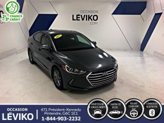Used 2017 Hyundai Elantra Elantra for sale in Lévis, QC