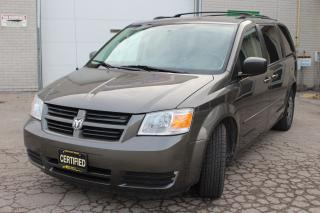Used 2010 Dodge Grand Caravan SE,Stow N Go,Low kms for sale in Mississauga, ON