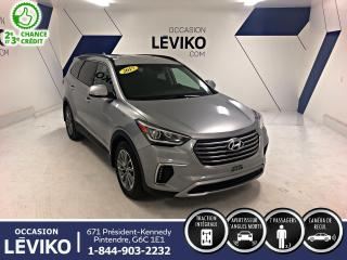 Used 2017 Hyundai Santa Fe XL PREMIUM AWD **V6 7 PASS+ CAMÉRA DE RECULONS** for sale in Lévis, QC