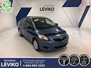 Used 2009 Toyota Yaris **A/C + AUTOMATIQUE** for sale in Lévis, QC